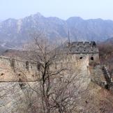 Great Wall at Mutiyanyu, Beijing, China