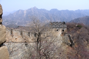 Great Wall at Mutiyanyu, Beijing, China