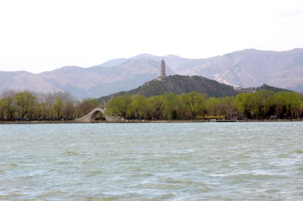 Yu Quan Hill with the Yu Feng Pagoda