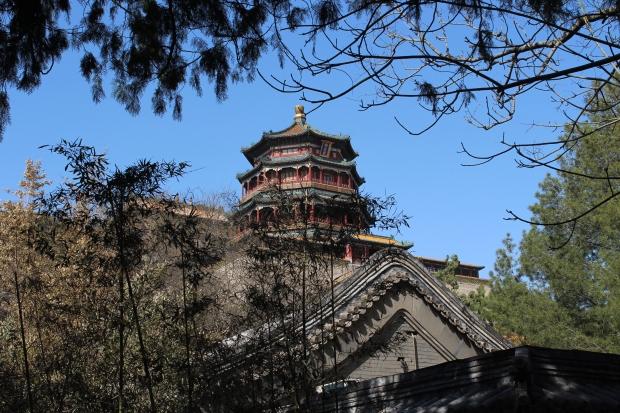 The Pavillion of Buddhist Incense